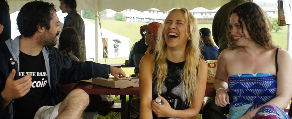 Smiles at PorcFest