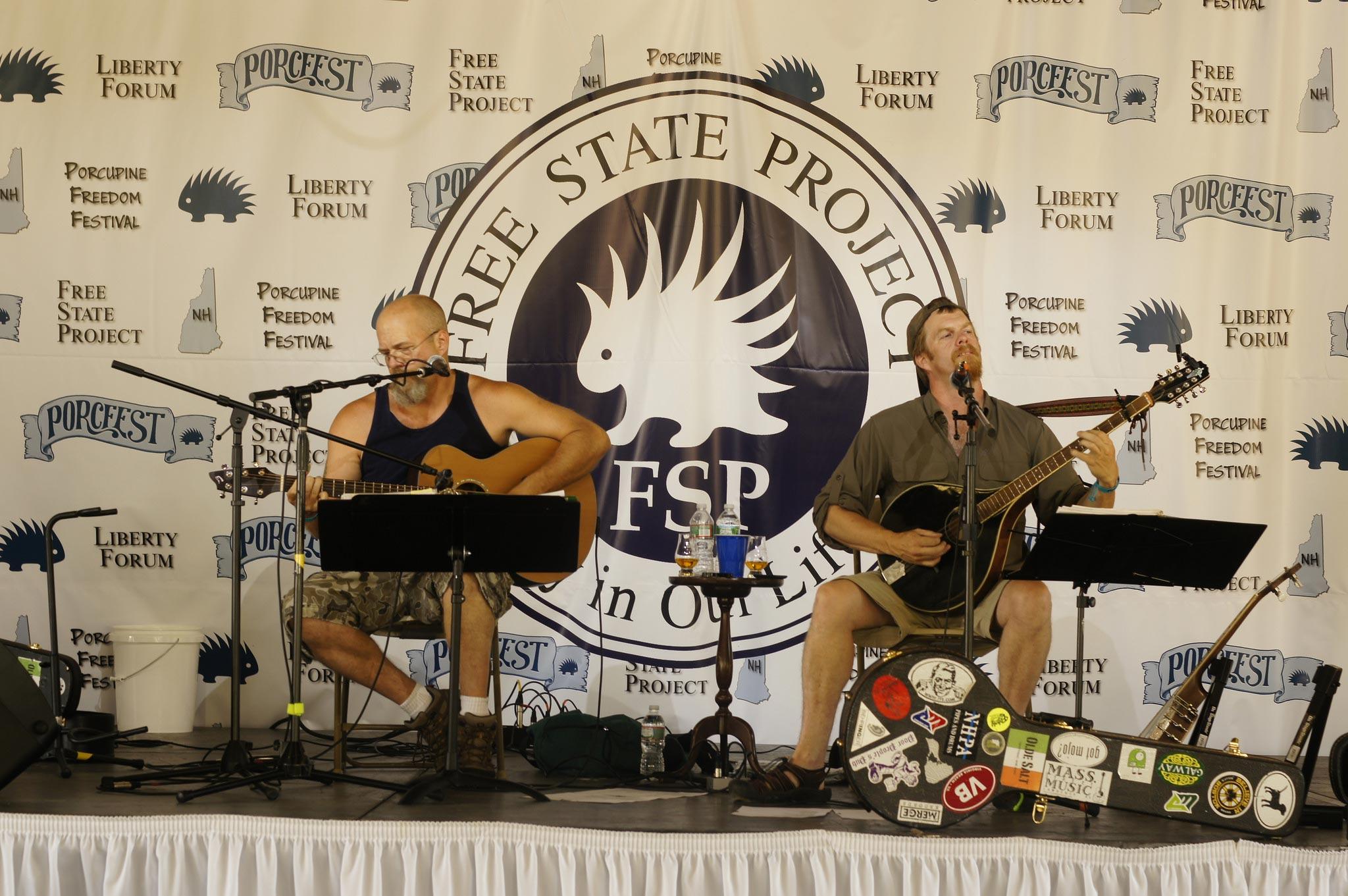 PorcFest music