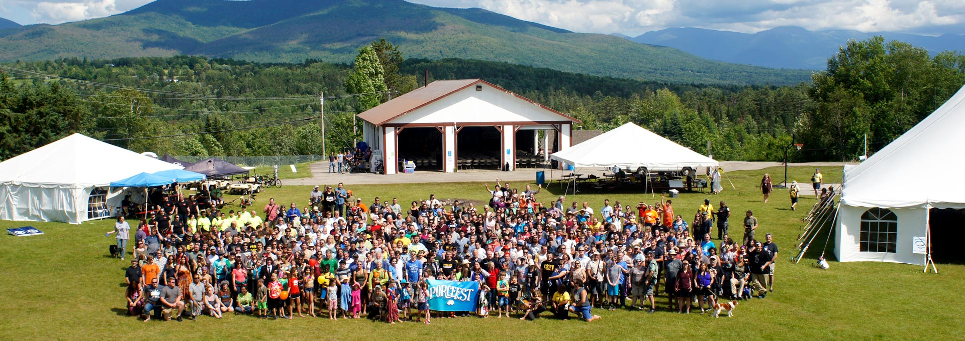 PorcFest Group Photo