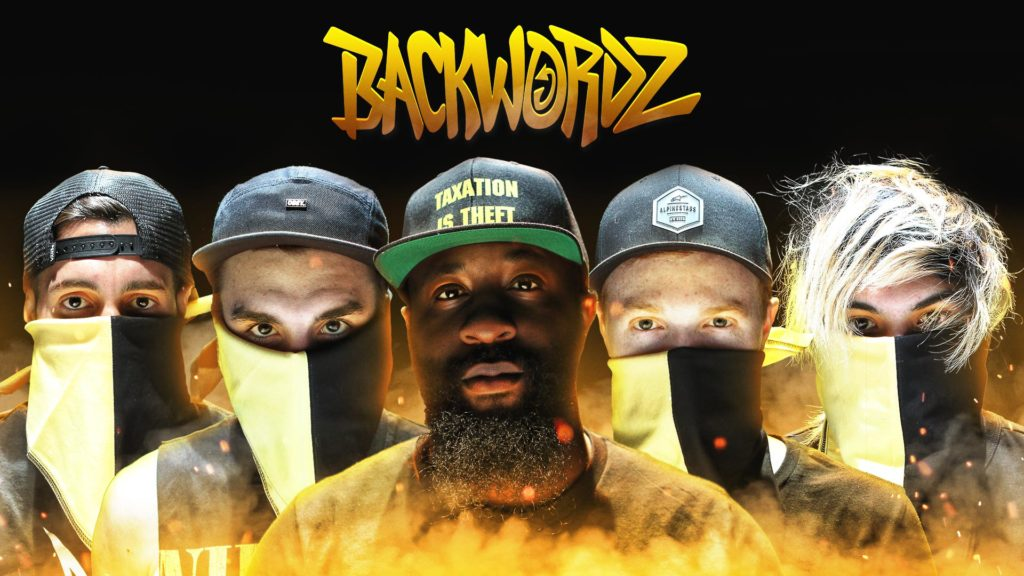 Backwordz band